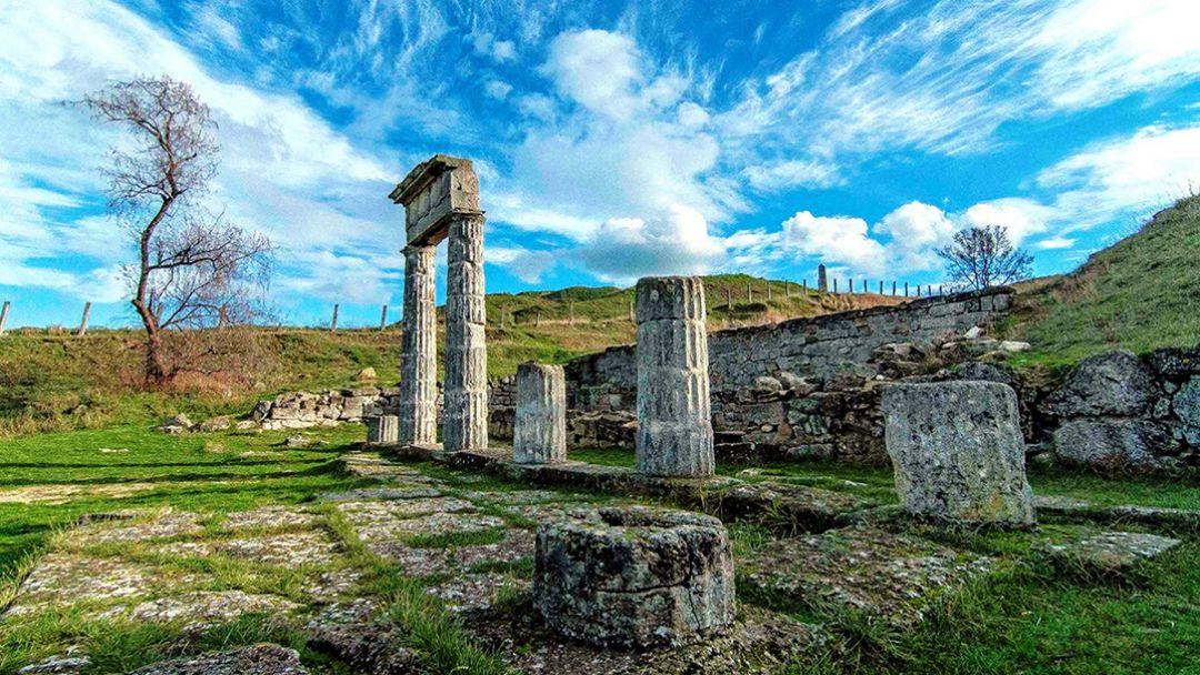 Геленджик - Торик - город Боспорского царства - фото 1