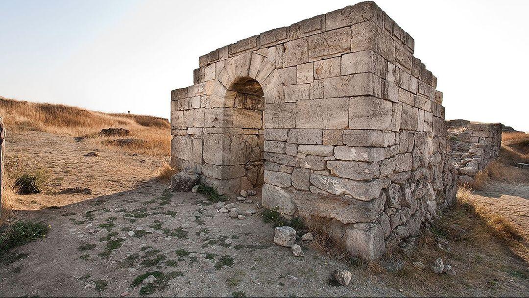Геленджик - Торик - город Боспорского царства - фото 2