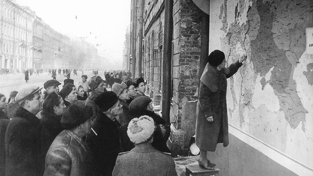 Блокадный Ленинград - фото 3