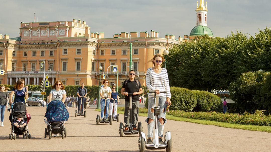 На сегвее - Тайны и легенды Северной столицы в Санкт-Петербурге