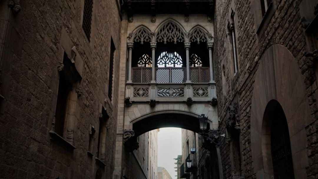 Тайны Барселонских стен  - фото 5