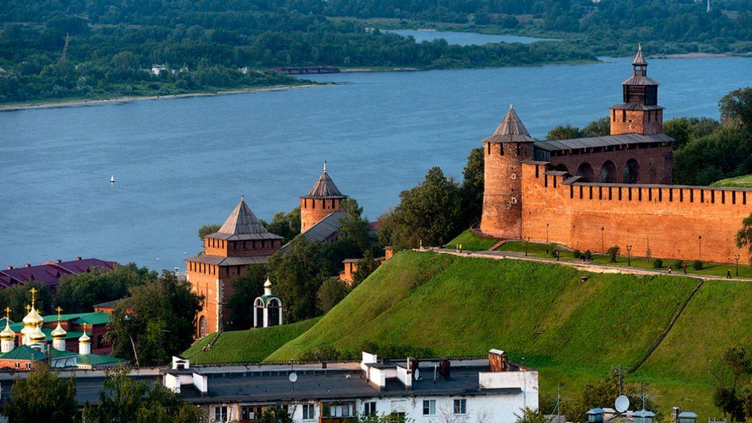 Нижний Новгород - жемчужина России, обзорная экскурсия
