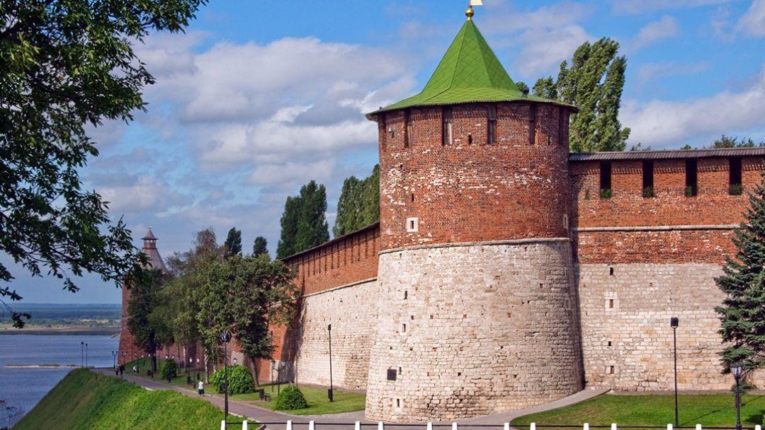 Сердце Нижнего Новгорода - Нижегородский Кремль