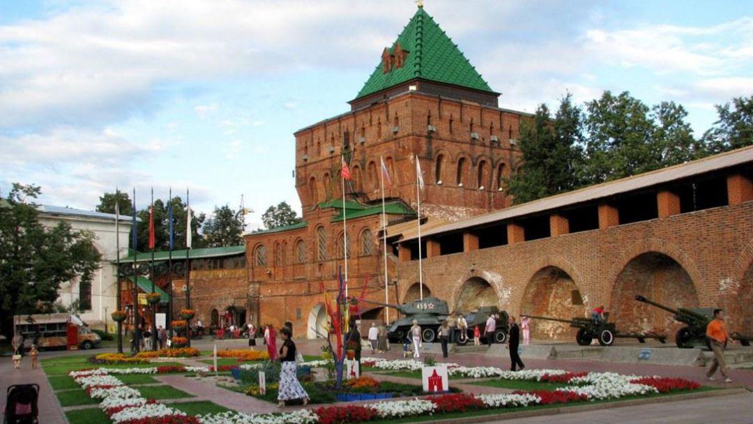 Сердце Нижнего Новгорода - Нижегородский Кремль - фото 2