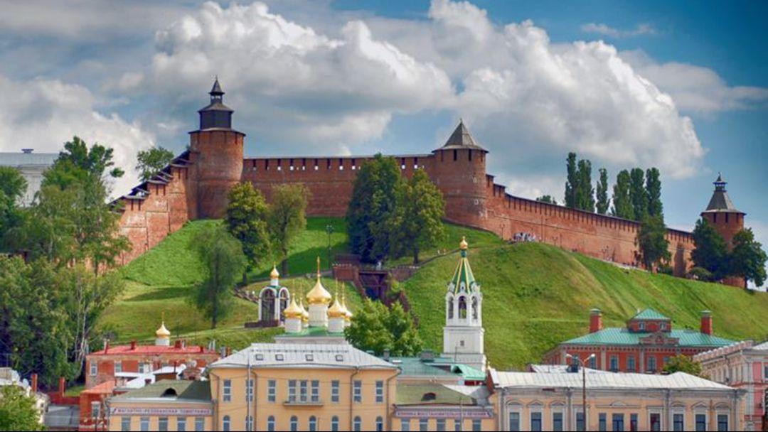 Сердце Нижнего Новгорода - Нижегородский Кремль - фото 3