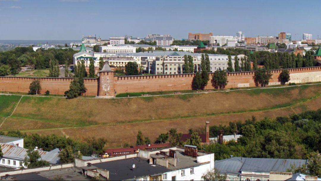 Сердце Нижнего Новгорода - Нижегородский Кремль - фото 4