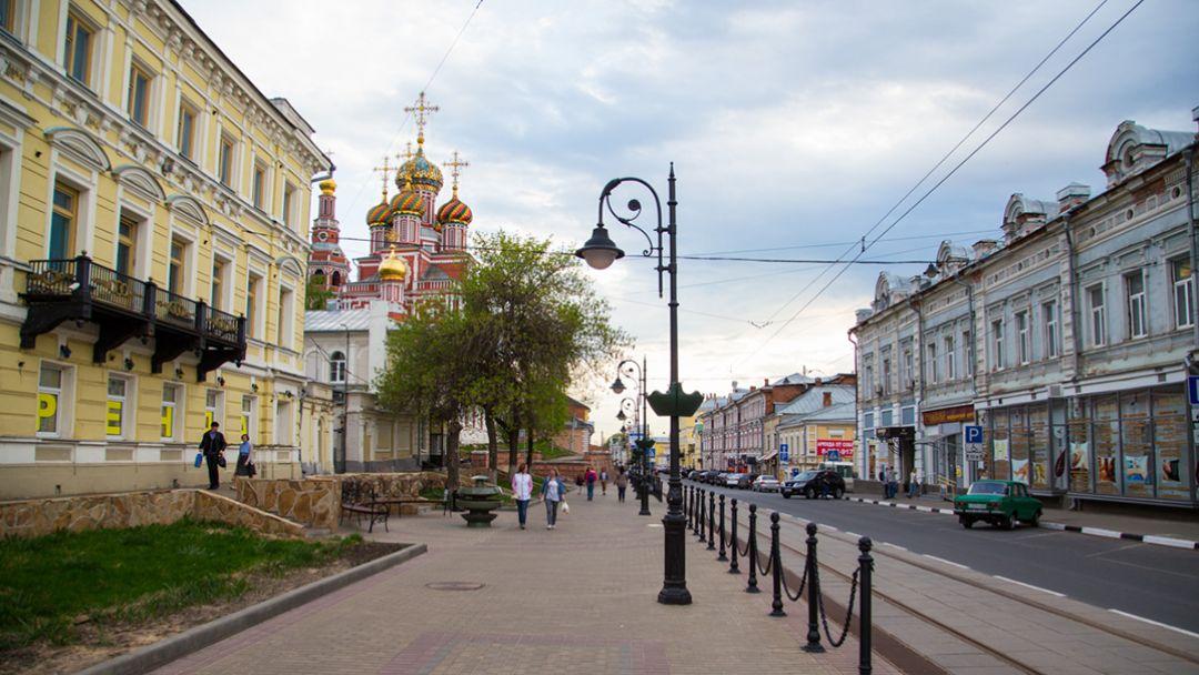 Знаменитые улицы Нижнего Новгорода - фото 3