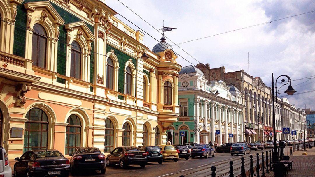 Знаменитые улицы Нижнего Новгорода - фото 5