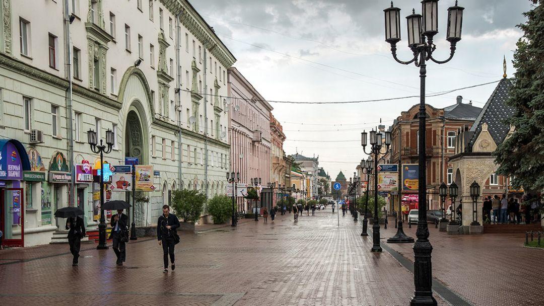 Знаменитые улицы Нижнего Новгорода - фото 6