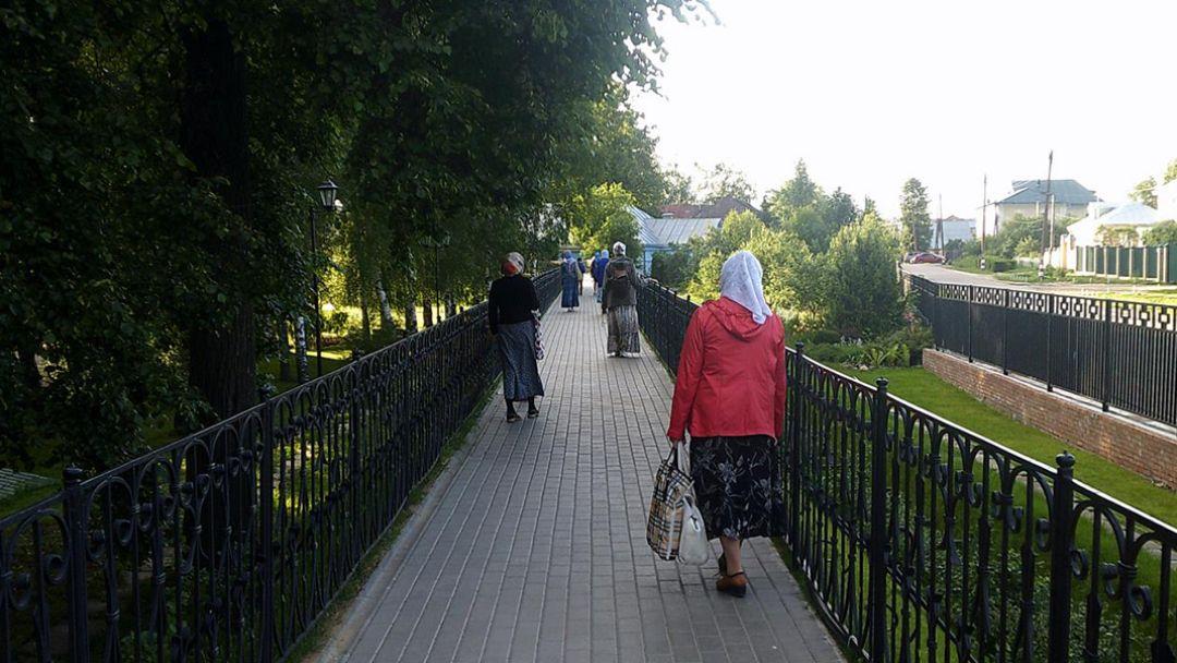 Серафимо-Дивеевский монастырь - четвёртый удел Богородицы - фото 3