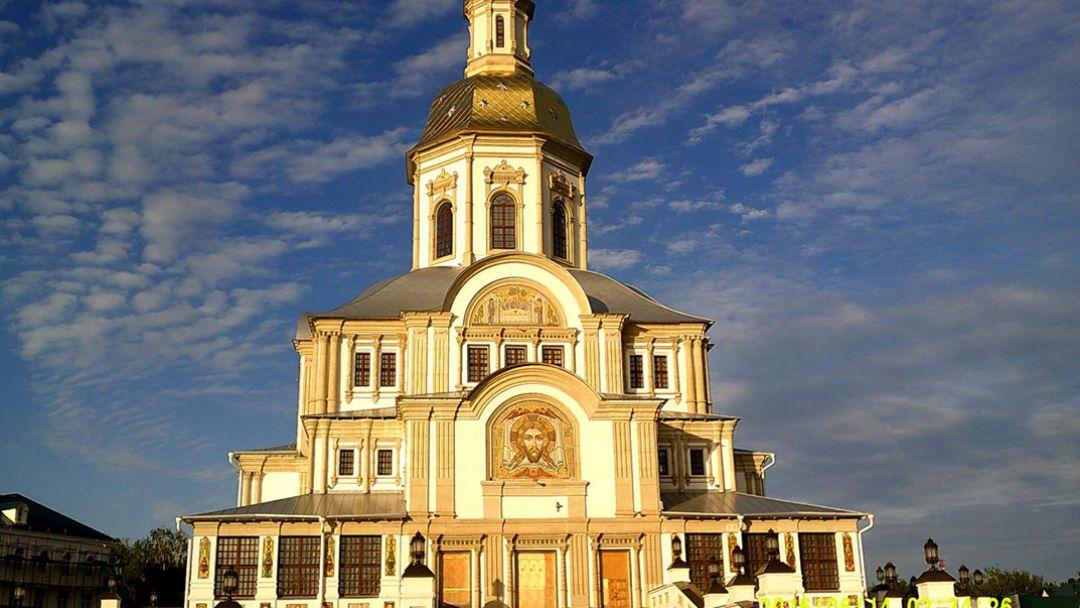 Серафимо-Дивеевский монастырь - четвёртый удел Богородицы - фото 4