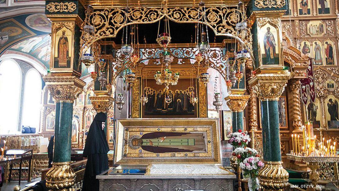 Серафимо-Дивеевский монастырь - четвёртый удел Богородицы - фото 5