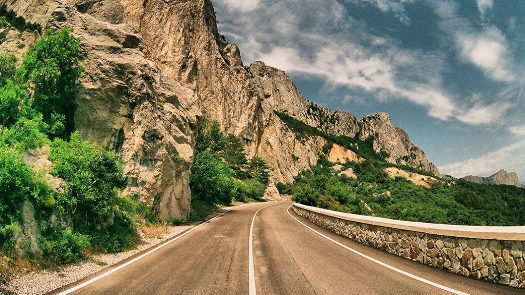 Ласпинский перевал - прогулка по м.Айя -Турецкая дорога - Турецкая поляна - Максимова Дача в Севастополе - фото 3