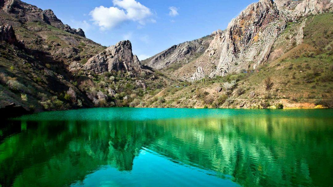 Арпатские водопады – Зеленогорское озеро – отдых на природе  - фото 1