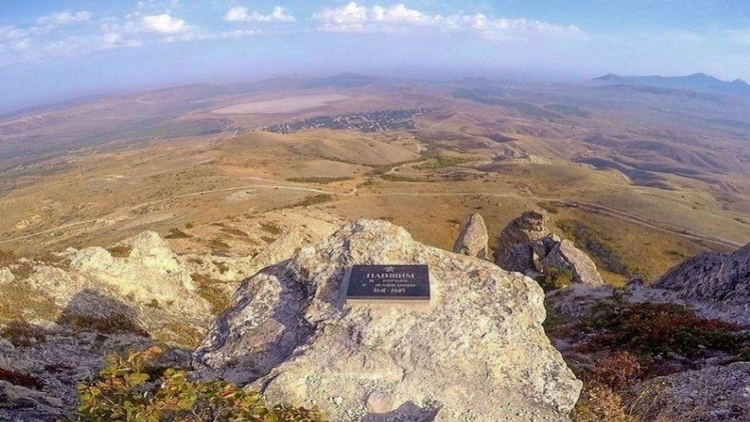 Хребет Узун-Сырт (гора Клементьева) – Казантипский заповедник - фото 3