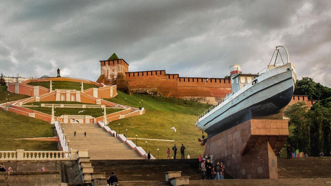Автомобильное путешествие по главным местам Нижнего Новгорода - фото 3