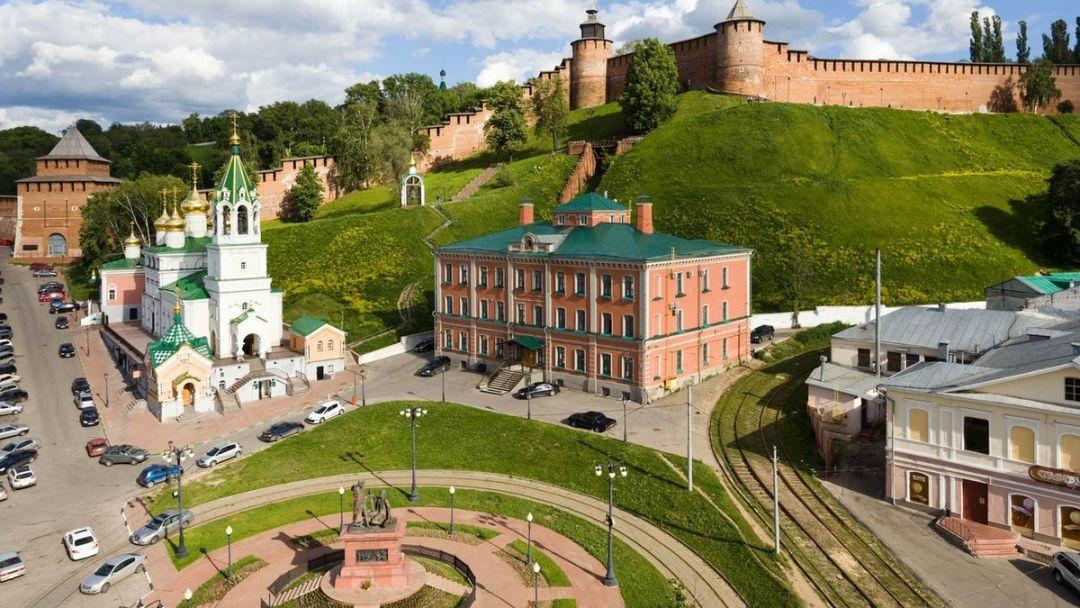 Автомобильное путешествие по главным местам Нижнего Новгорода - фото 4
