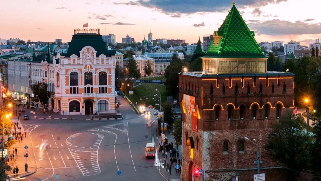 Автомобильное путешествие по главным местам Нижнего Новгорода - фото 6