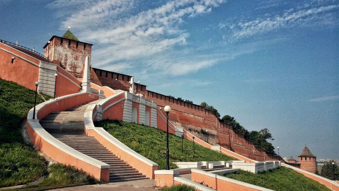 Автомобильное путешествие по главным местам Нижнего Новгорода - фото 8