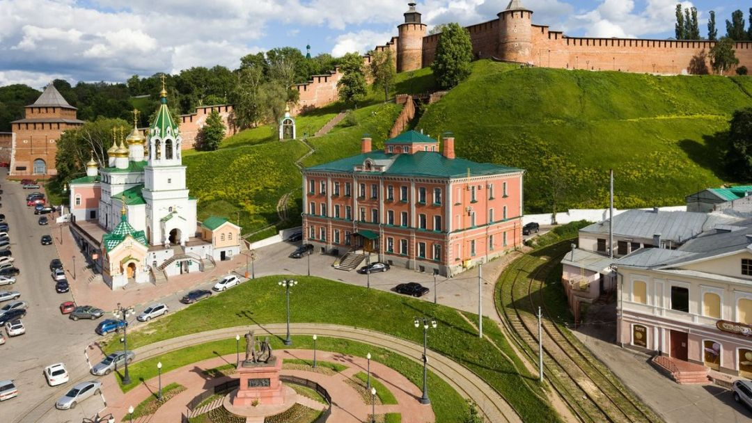 Влюбиться в Нижний Новгород за одно путешествие!