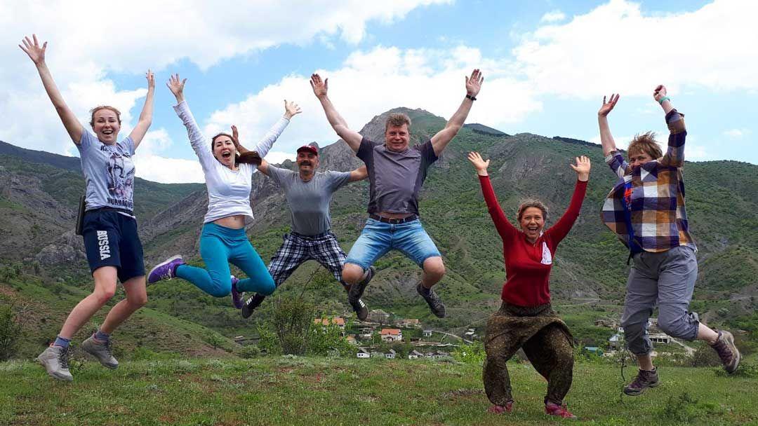 Поход по Крыму на майские праздники «Пробуждение силы», тур на 10 дней - фото 2