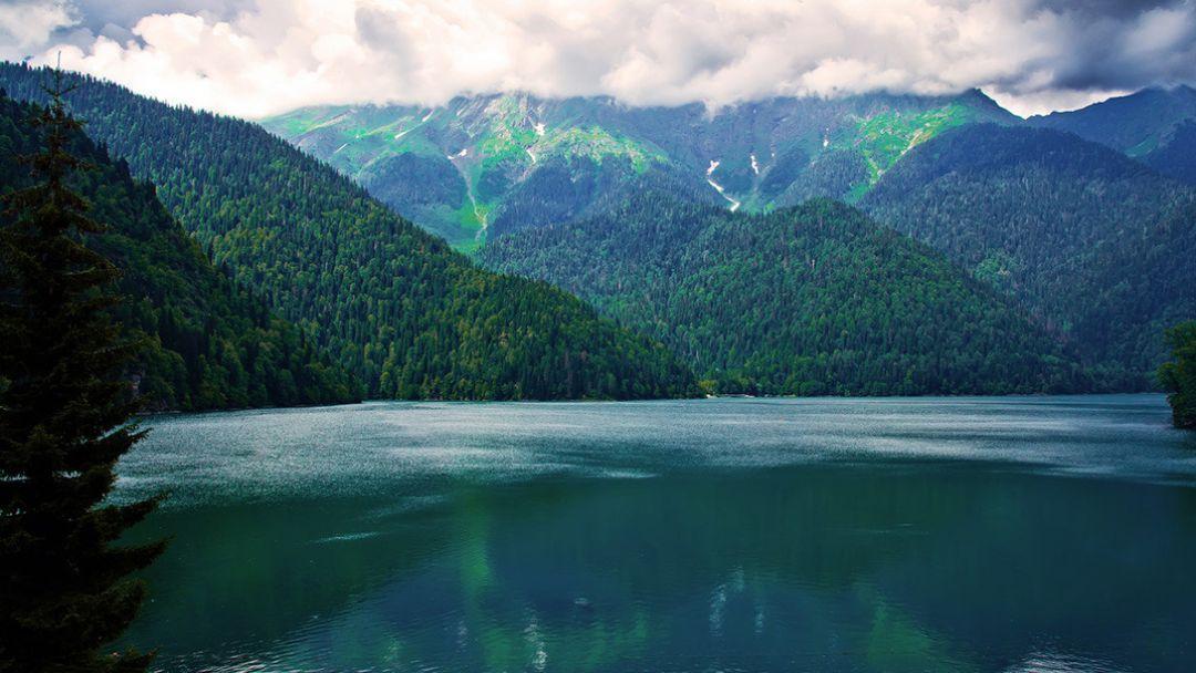 Из Сочи в Абхазию: Гагра, Рица, Новый Афон - фото 2