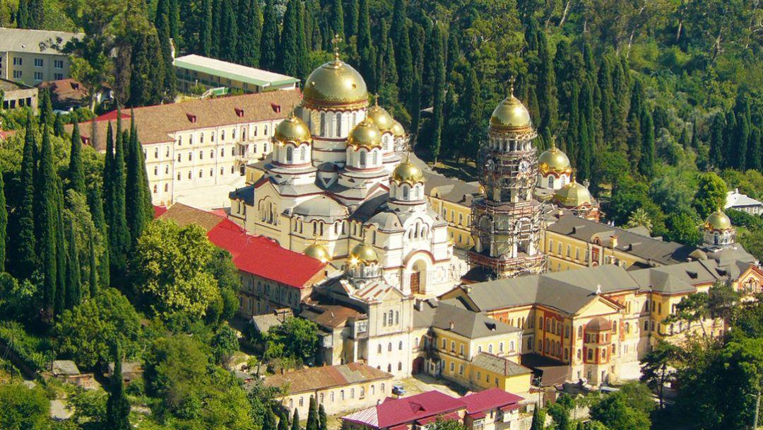 Из Сочи в Абхазию: Гагра, Рица, Новый Афон - фото 3