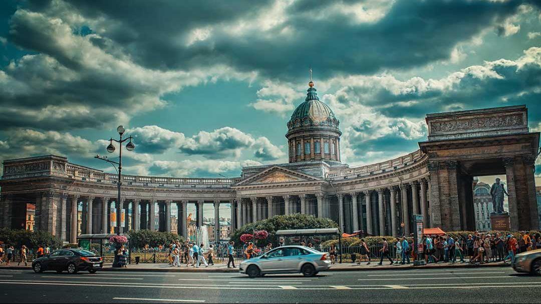 Вокруг Казанского собора - фото 1
