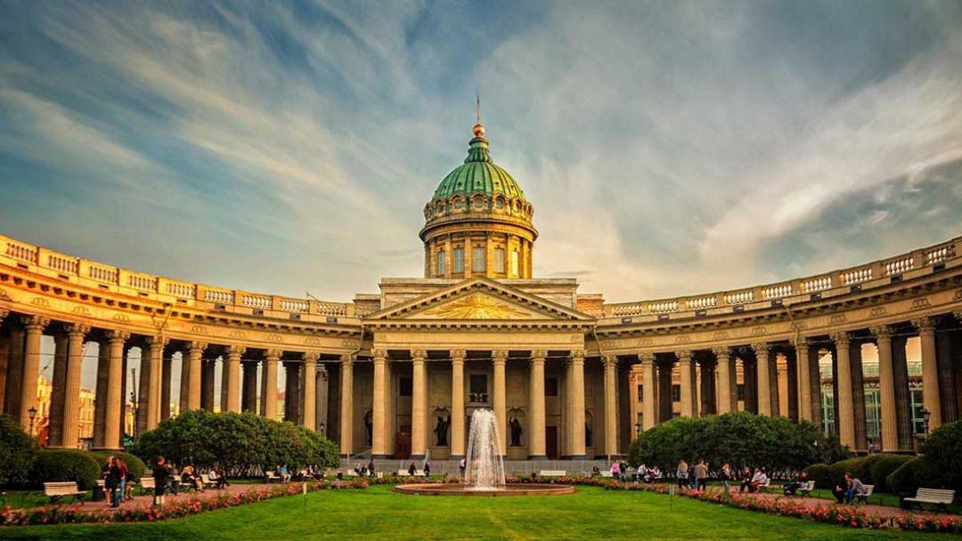Вокруг Казанского собора - фото 3