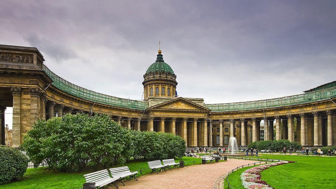 Храмы Петербурга - фото 1