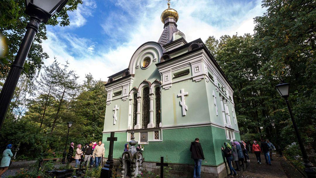 Храмы Петербурга - фото 2