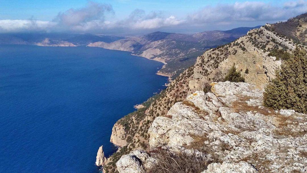 Через горы Крыма к морю! - фото 3