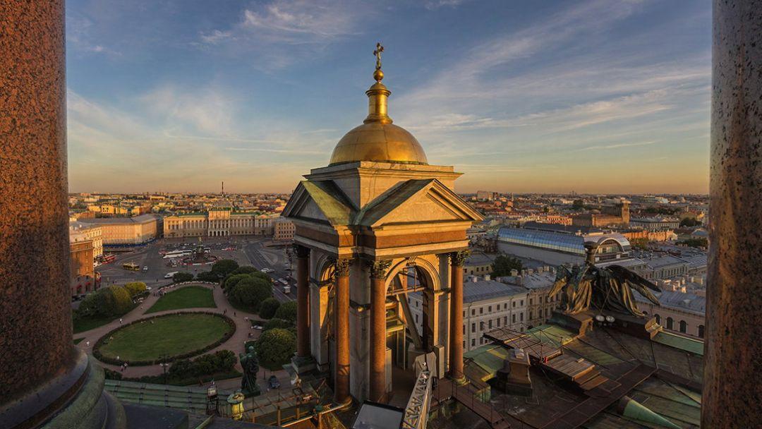 Обзорная экскурсия с посещением Исаакиевского собора - фото 2