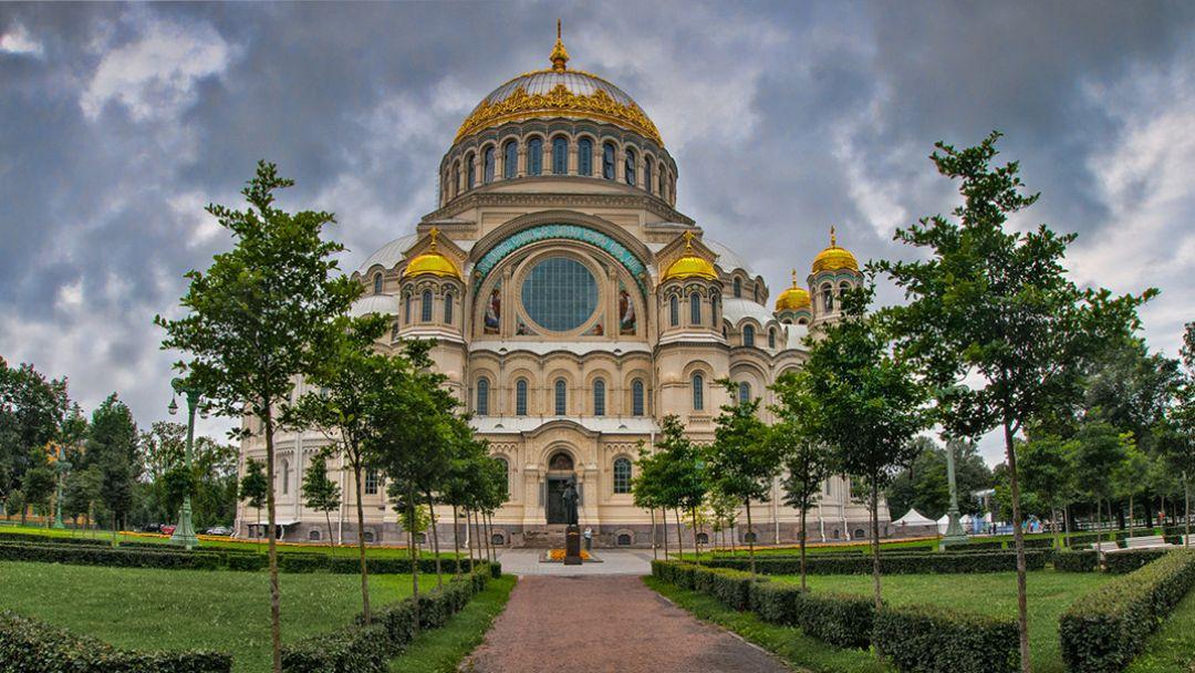 """Экскурсия в Кронштадт с посещением форта """"Константин"""" - фото 2"""