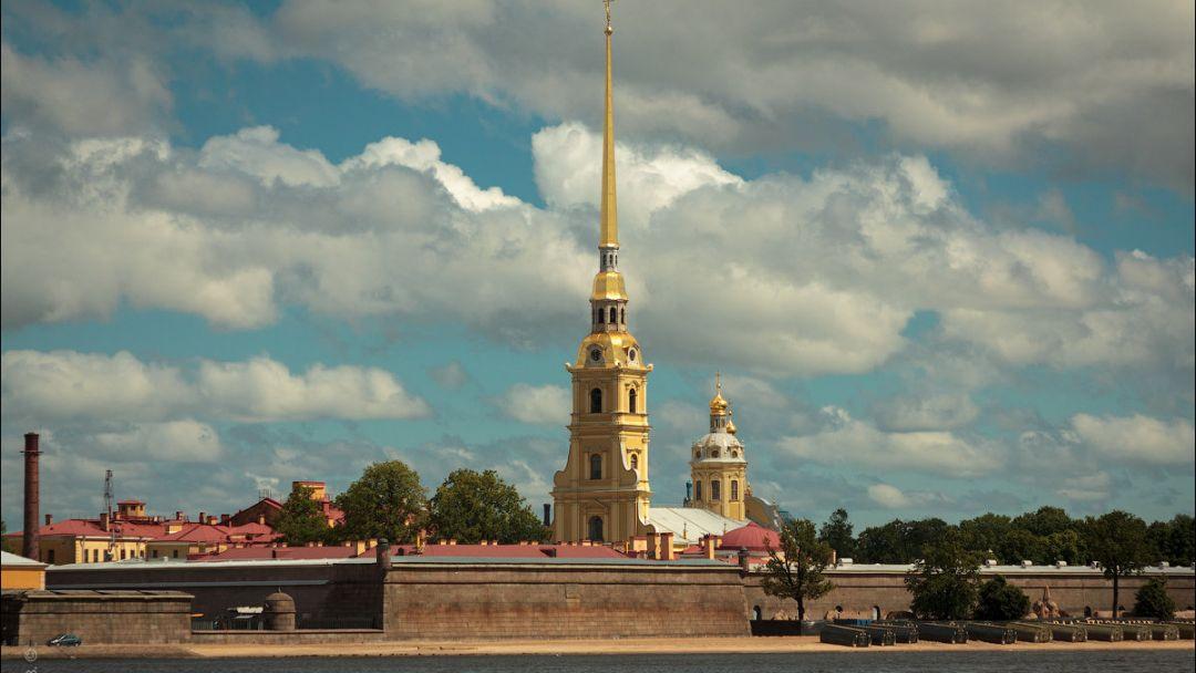 Обзорная по Санкт-Петербургу - фото 1