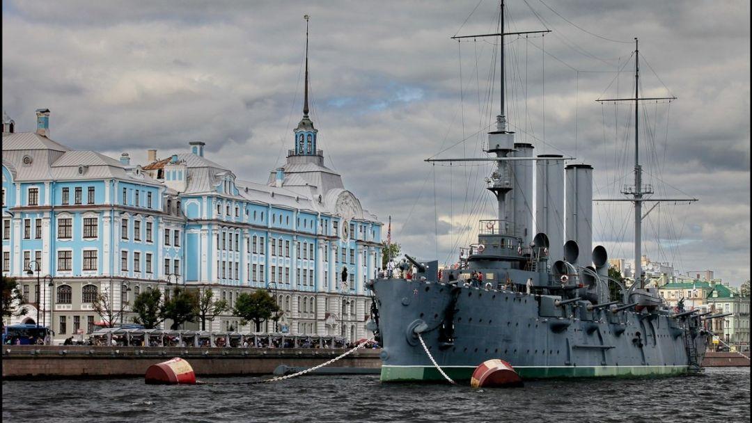 Обзорная по Санкт-Петербургу - фото 2
