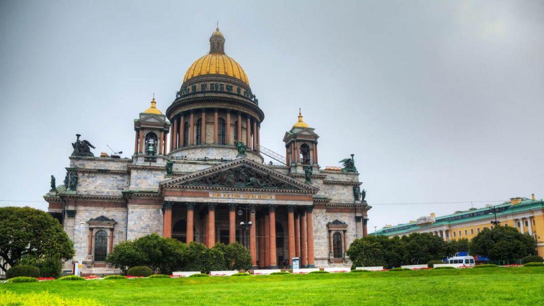 Обзорная по Санкт-Петербургу - фото 3