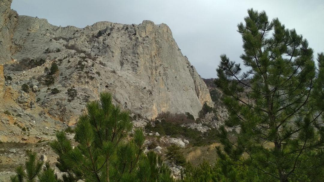 По перевалу «Скобы» и «Чёртовой лестнице» - фото 2