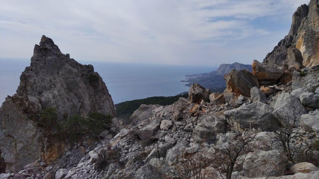 По перевалу «Скобы» и «Чёртовой лестнице» - фото 3