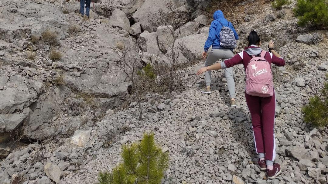 По перевалу «Скобы» и «Чёртовой лестнице» - фото 4