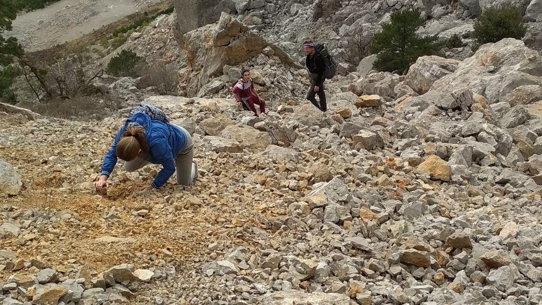 По перевалу «Скобы» и «Чёртовой лестнице» - фото 5