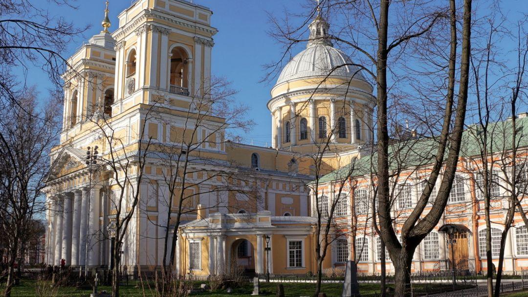 Небесные покровители Петербурга - фото 1