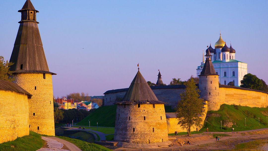 Псков-Изборск-Печоры - фото 3