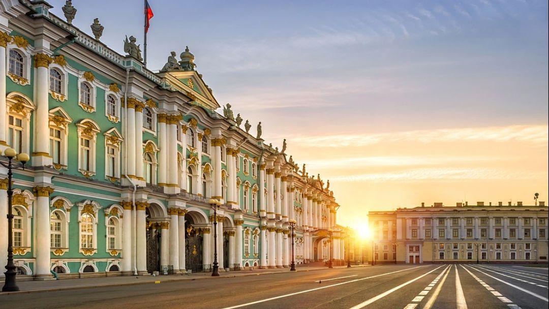 Обзорная экскурсия по Петербургу с посещением Эрмитажа - фото 1
