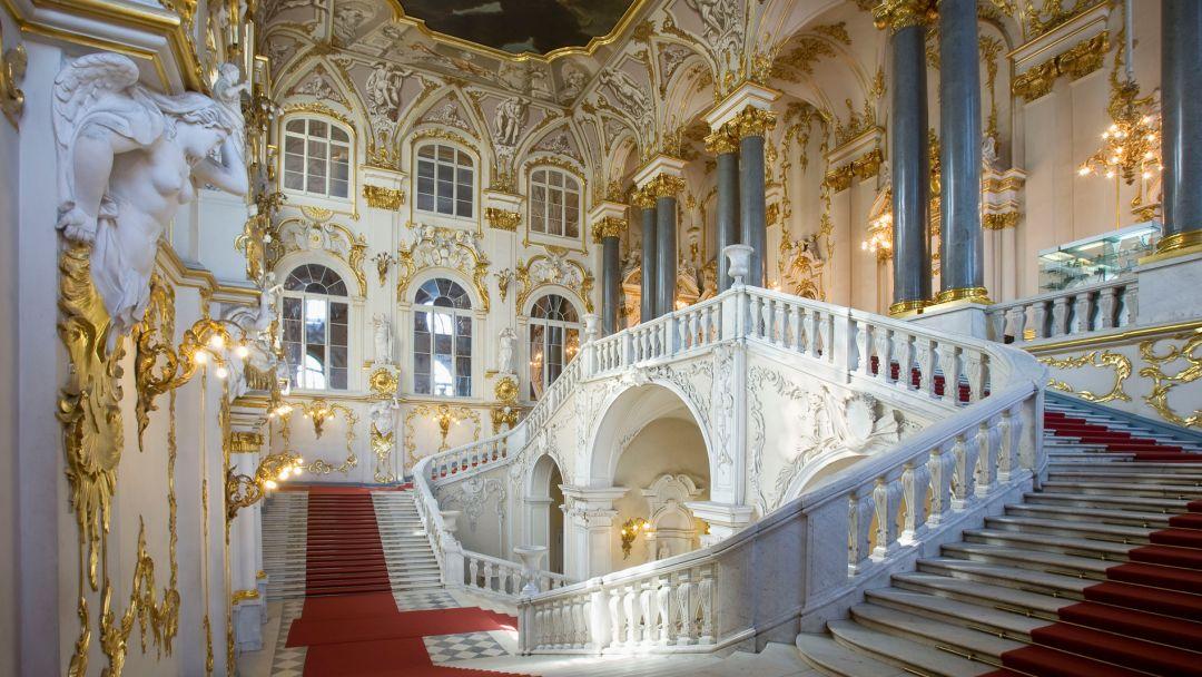 Обзорная экскурсия по Петербургу с посещением Эрмитажа - фото 2