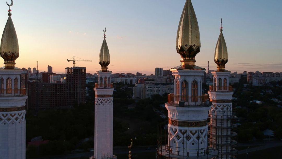Уфа - восточная точка Европы (зима) - фото 9