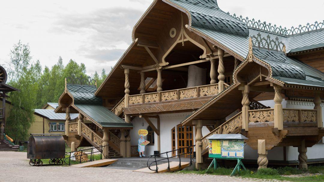 Сказочная деревня Мандроги - фото 1