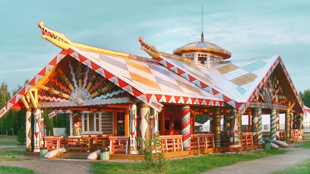 Сказочная деревня Мандроги - фото 7