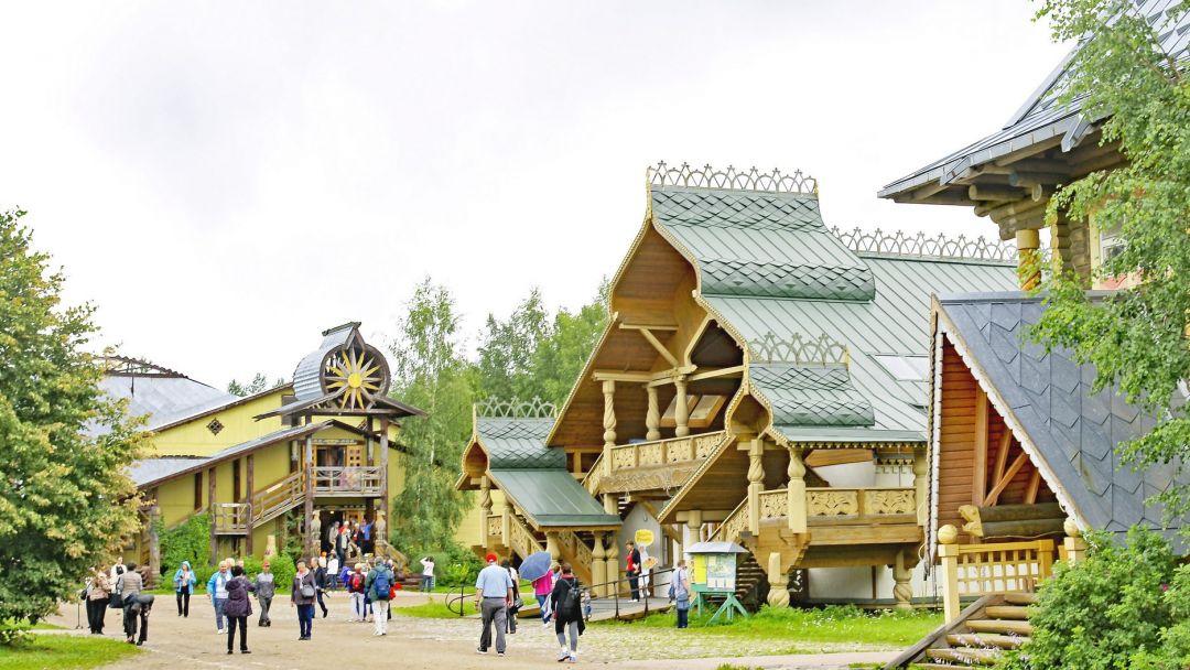 Сказочная деревня Мандроги - фото 8
