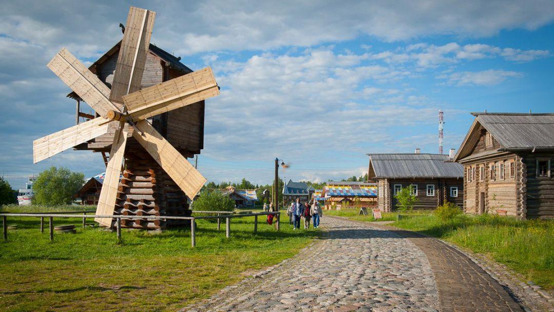 Сказочная деревня Мандроги - фото 9